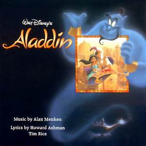 Film Music Site - Aladdin Soundtrack (Various Artists ...