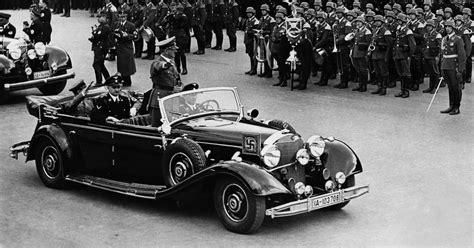 Adolf Hitler's Bulletproof Car To Rake In Millions At