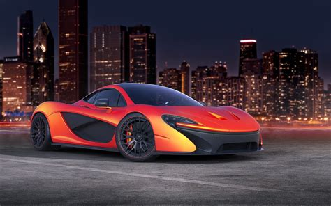 Mclaren Full Hd Wallpaper And Background Image