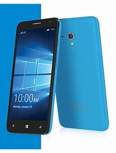 Alcatel Onetouch Fierce Xl With Windows 10 Now Available