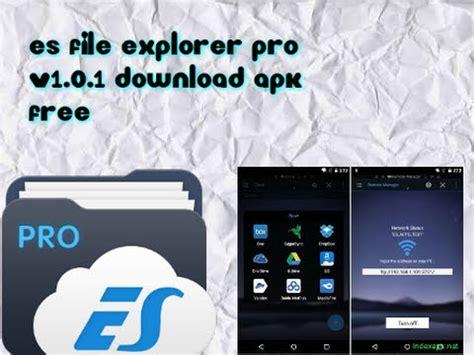 es file explorer pro apk free