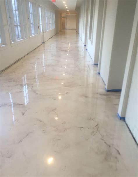epoxy flooring pictures deco crete studios pearl metallic epoxy floor decorative concrete deco crete studios www