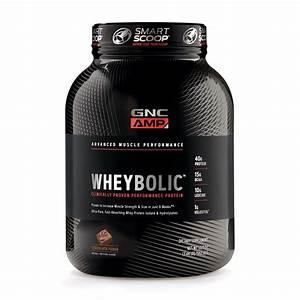 Gnc Amp Wheybolic Whey Protein Powder