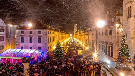 How To Visit The Dubrovnik Christmas Market And Dubrovnik