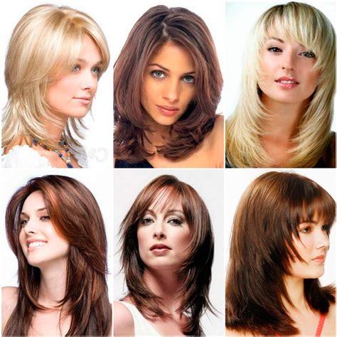 Женские стрижки на средние волосы 2018 фото новинки