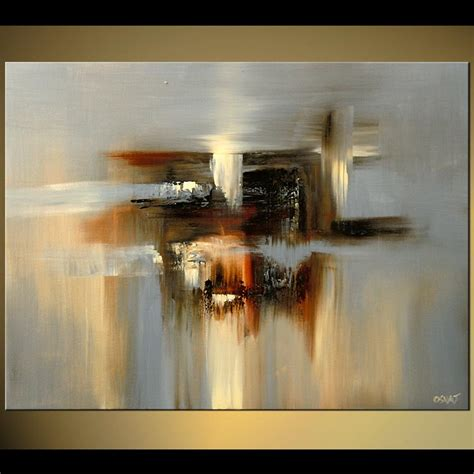 abstract painting gray modern abstract painting maze soft 5642