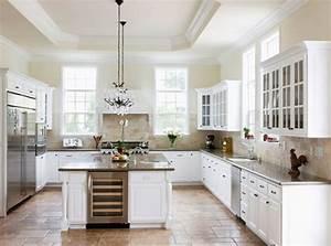 beautiful white kitchen design ideas 1505