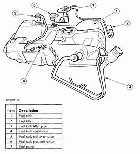 How Do You Change The Fuel Filter On A 1999 Ford Contour Cng System