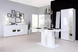Säulentisch Weiß Hochglanz : s ulentisch gladys 1 hochglanz wei 160x90x75 esstisch mit beleuchtung wohnbereiche esszimmer ~ Frokenaadalensverden.com Haus und Dekorationen