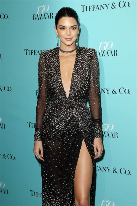 KENDALL JENNER at 150 Years of Women Fashion and New York ...