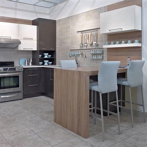 cuisine stratifié ou mélaminé cuisines beauregard cuisine réalisation b14 cuisine