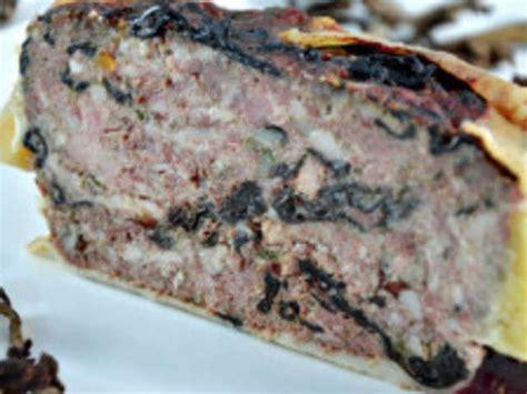 cuisine chevreuil recettes de terrine de chevreuil de cuisine maison