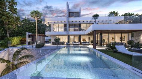 Design Concept of Stunning Modern Luxury Villa in Tarifa ...