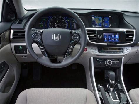 honda honda accord  hyberd