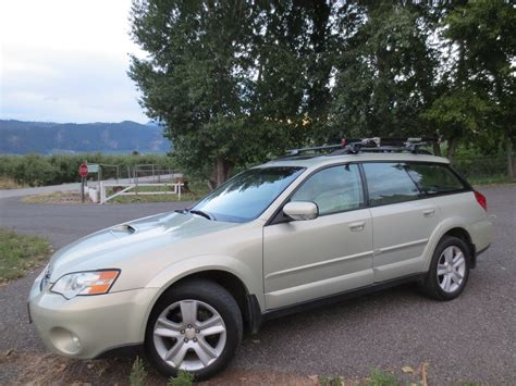 outback subaru 2006 picture of 2006 subaru outback 2 5 xt limited wagon exterior