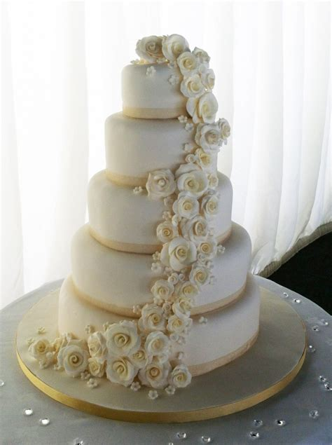 vintage lace wedding cake cake pictures