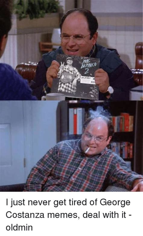 Funny George Costanza Memes Of 2017 On Sizzle But