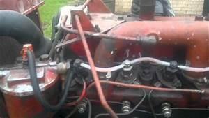 Internation B275 Tractor Rebuild