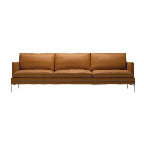 william sofa by zanotta william 3 sitzer sofa zanotta ambientedirect