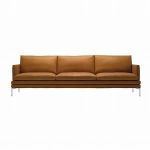3 Sitzer Couch : william 3 sitzer sofa zanotta ~ Bigdaddyawards.com Haus und Dekorationen