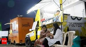 viman nagar: Park yourself at Pune's all-new food truck ...