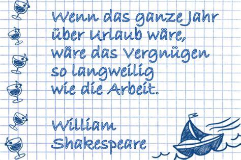 lustige urlaubssprueche shakespeare ueber urlaub
