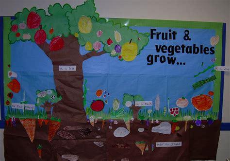 fruits  vegetables craft ideas  kids