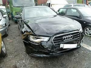 Audi A6 Accident Damage Repair Album