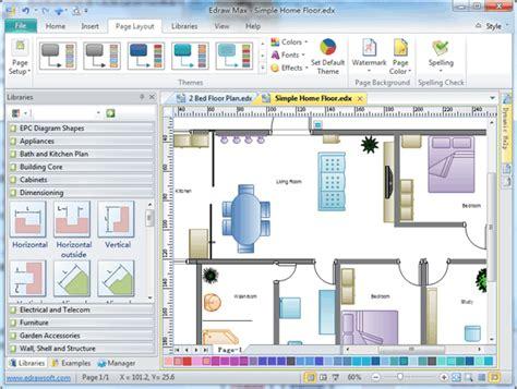home design free software house floor plan software free house plan design