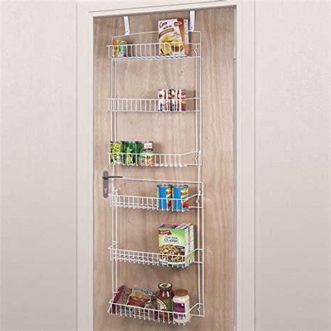 hanging kitchen storage the door storage rack 6 shelves kitchen pantry food 1565