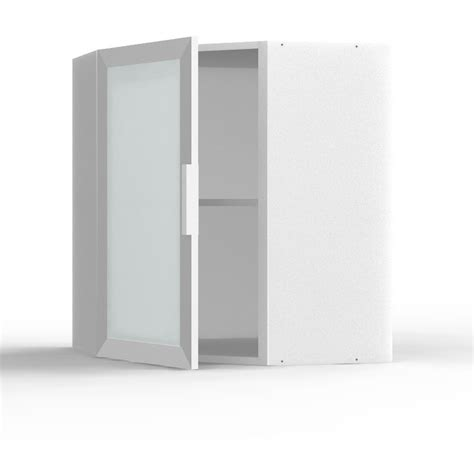 meuble d angle haut cuisine meuble haut d 39 angle idéa l40xh71 5xp29 5 70 203 cuisine