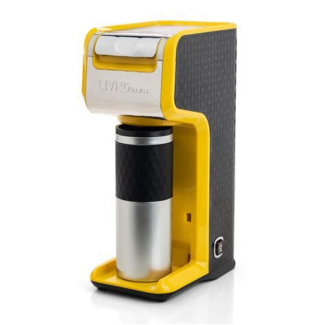 Single serve coffee makers brew delicious coffee from your favorite single serve cups or coffee pods. 2 in 1 Single Serve Coffee Maker Coffee Brewer, Compatible with K-Cup Pods or Ground Coffee ...