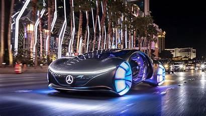 Mercedes Avtr Benz Vision 4k Wallpapers 5k