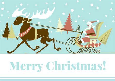 customize  christmas postcard templates  canva