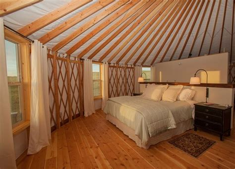 1000+ Ideas About Yurt Interior On Pinterest