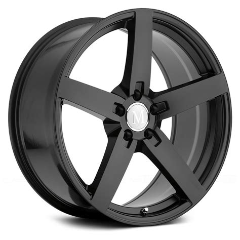 black wheels mandrus arrow wheels matte black rims 1895maa255112m66 g