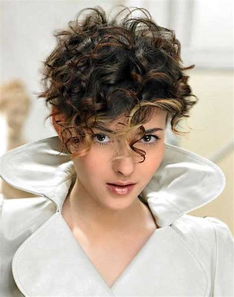 haircuts for thick curly hair 15 short haircuts for curly thick hair