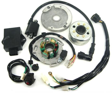 Performance Racing Magneto Stator Rotor Kit Dirt Bike Lf