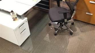 glass mats vs plastic mats vitrazza chair mats