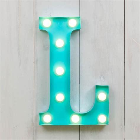 turquoise kitchen ideas l vegas metal 11 quot mini led letter lights marquee letters