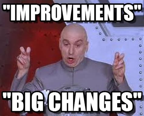 Memes About Change - changes are right around the corner ageless fitness the two best little gyms in illinois