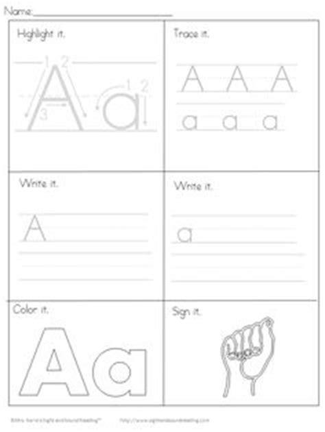 printable handwriting worksheets images