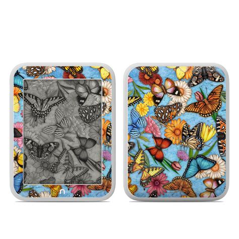barnes and noble order status barnes and noble nook glowlight skin butterfly land by