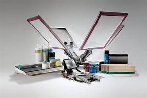 Transferdruck Selber Machen : siebdruck set 4 farben textildruck ~ A.2002-acura-tl-radio.info Haus und Dekorationen