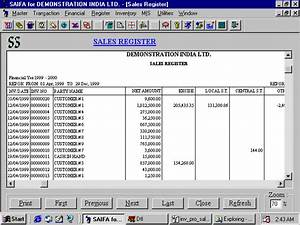 saifaindiacom saifa software register With document register software
