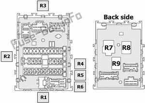 Fuse Box Diagram Nissan Sentra  B15  2000