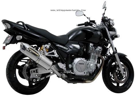 233 chappement moto yamaha xjr 1200 1300