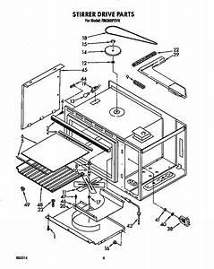 Whirlpool Microwave Wiring Diagrams Fr