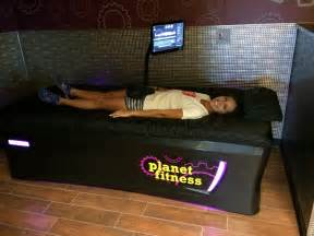 lifting all the things at planet fitness crestline