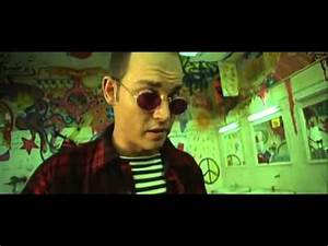 fear loathing taking lsd in the bathroom at the matrix With fear and loathing bathroom scene